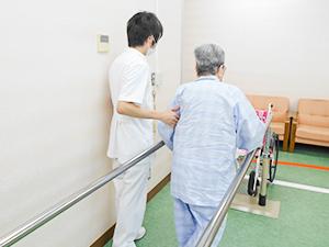 リハビリテーション部紹介画像